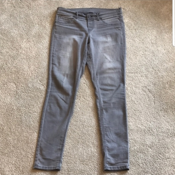 Mossimo Supply Co. Denim - Gray jeggings